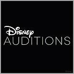 Disney Auditions logo.